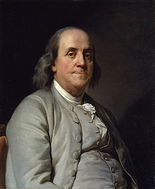 Franklin by Joseph Duplessis