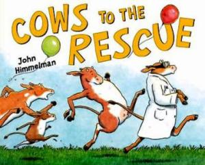 cows to the rescue cover image