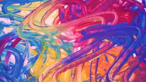finger painting from rcwdesign at blogspot