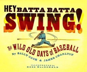 hey batta batta swing cover image