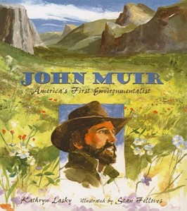 john muir america's first environmentalist cover image