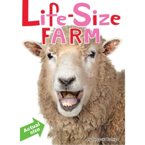 life size farm cover image
