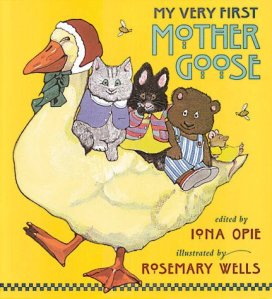my very first mother goose cover image