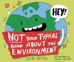 not your typical book about the environment cover image