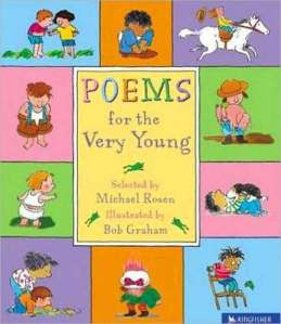 poems for the very young cover image