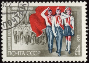 Soviet_Union-1972-Stamp-0.04._50_Years_of_Pioneers_Organization