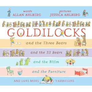the goldilocks variations cover image