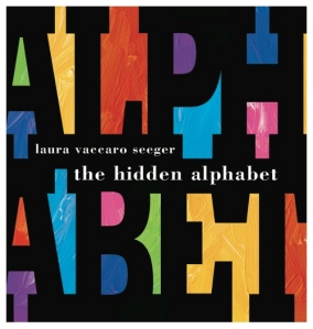 the hidden alphabet cover image