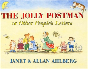 the jolly postman cover image