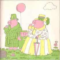the piggy in the puddle illus. james marshall 001