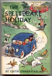 the spettecake holiday cover image