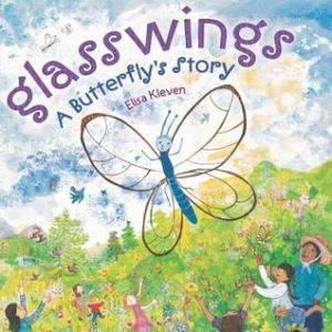 glasswings a butterfly's story cover image