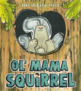 ol' mama squirrel cover image