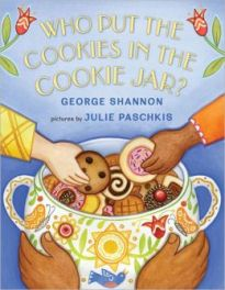 who put the cookies in the cookie jar cover image