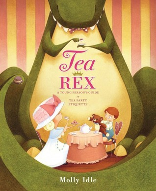 tea rex cover image