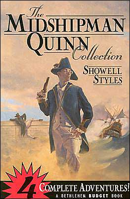 the midshipman quinn collection cover image