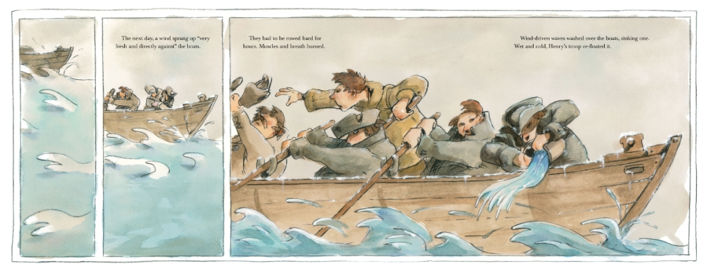 henry and the cannons illustration don brown2