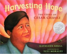 harvesting hope cover image