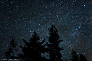 night sky by Mark Unrau from scienceblogs dot com