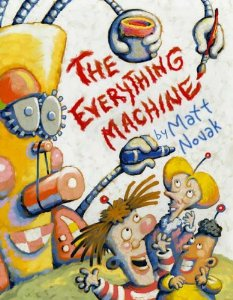 the everything machine cover image