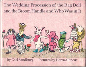 the wedding procession of the rag doll and the broom handle cover image