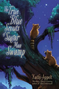 True Blue Scouts of Sugar Man Swamp cover image