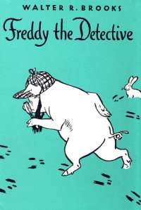freddy the detective cover image