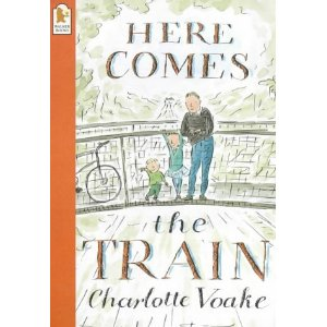here comes the train cover image