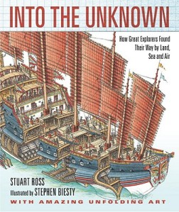 into the unknown cover image ross and biesty