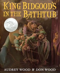 king bidgood's in the bathtub cover image wood