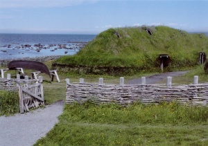 Viking settlement at L'Anse aux Meadows, Newfoundland