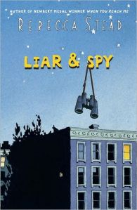 liar and spy cover image