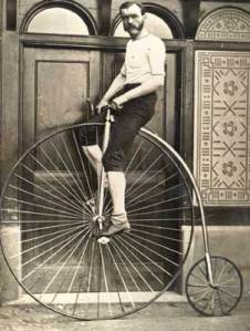 old-fashioned-bicycle from boston dot com