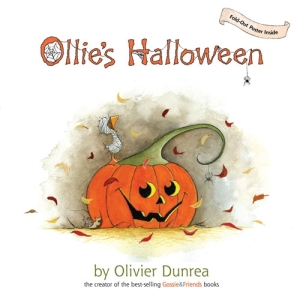 ollie's halloween cover image dunrea