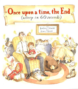once upon a time the end asleep in 60 seconds cover image blitt