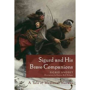 sigurd and his brave companions cover image
