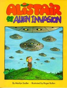 alistair and the alien invasion cover image