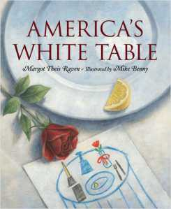 america's white table cover image