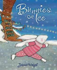 bunnies on ice cover image