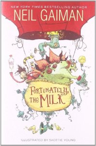 fortunately the milk cover image