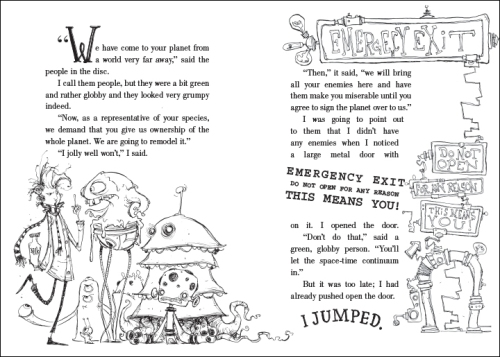 fortunately the milk illustration2 skottie young