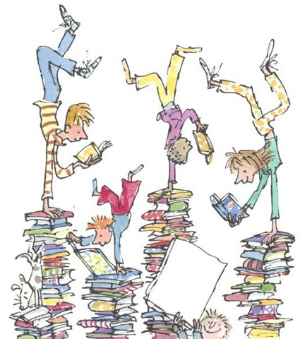 illustration by quentin blake