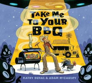 take me to your bbq cover image
