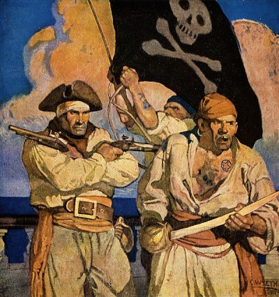 treasure island n.c. wyeth