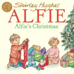 alfie's christmas cover image