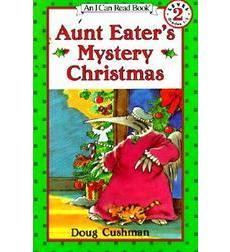 aunt eater's mystery christmas cover image