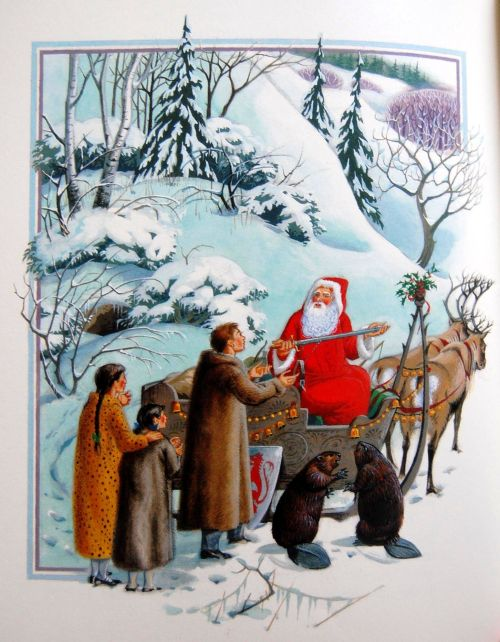 FatherChristmas in Narnia