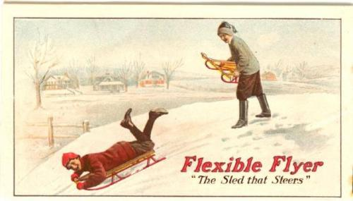 flexible flyer ad
