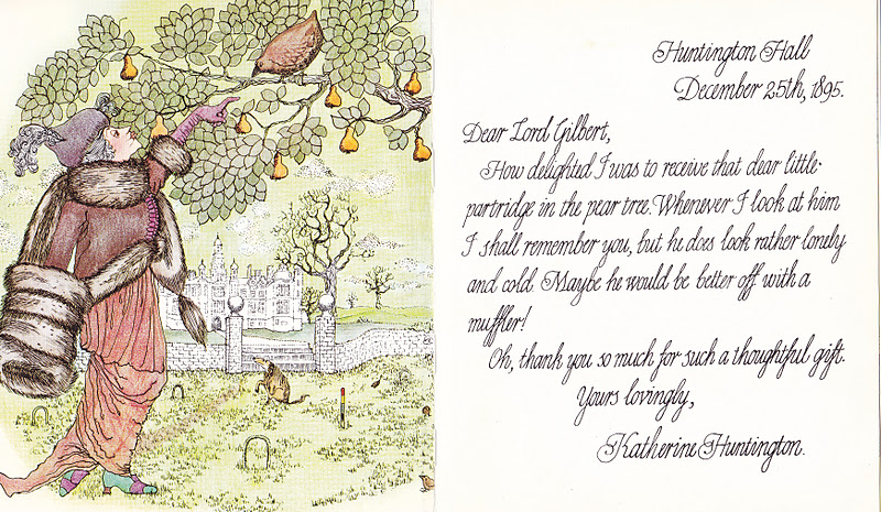 letters of thanks illustration helen oxenbury
