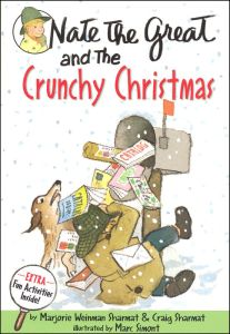 nate the great and the crunchy christmas cover image
